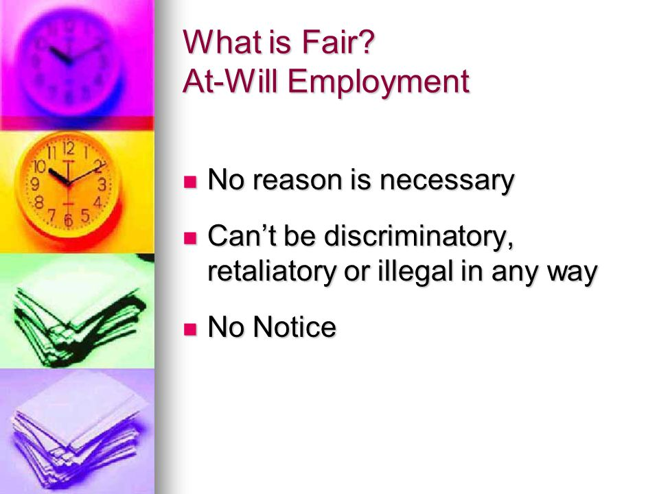 What is Fair.