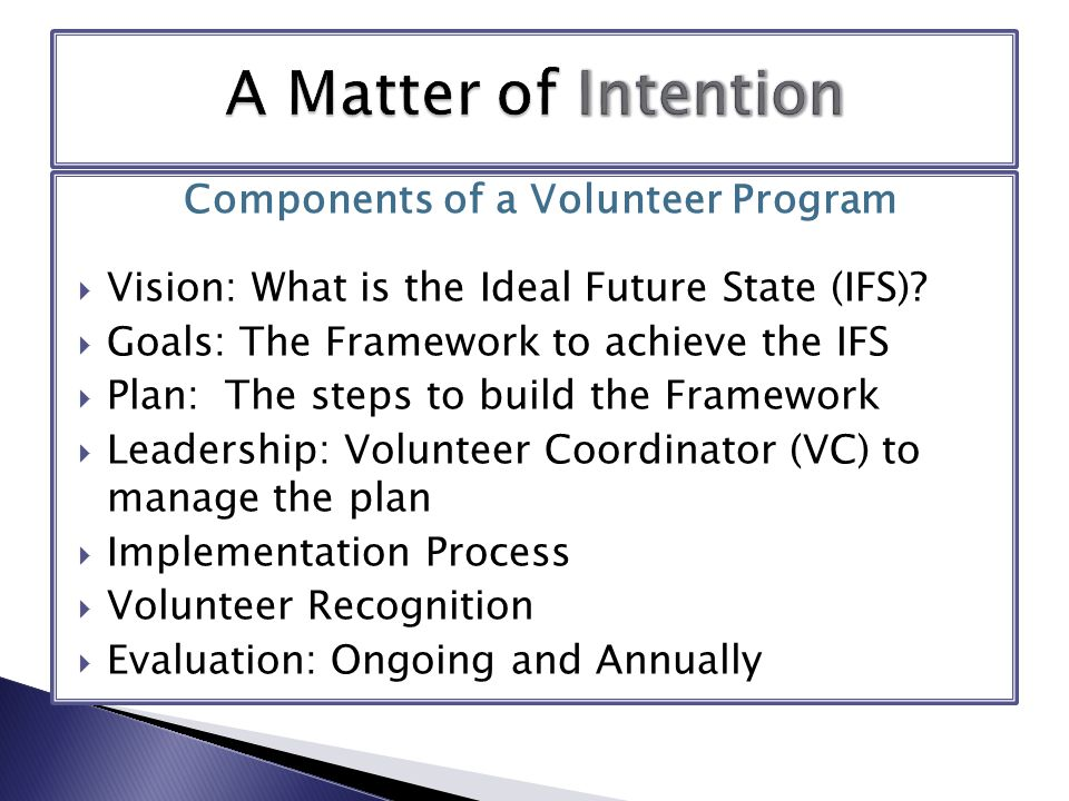 How to Fire A volunteer and Live to Tell About It.