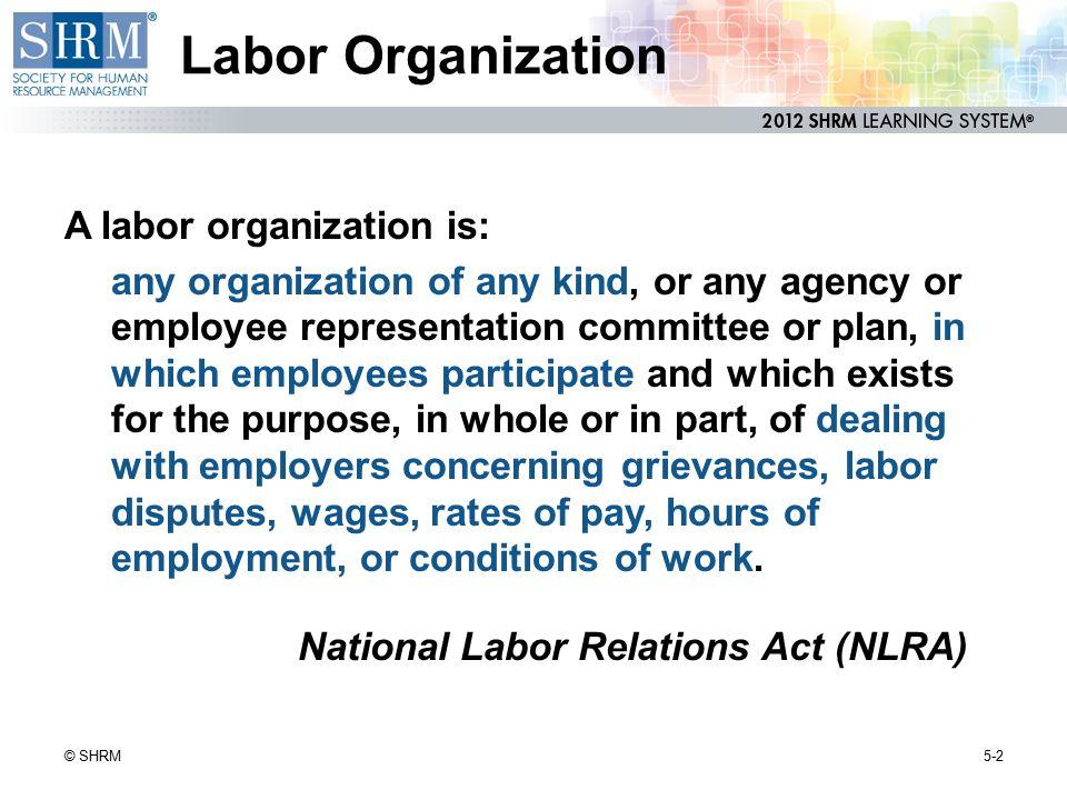 Employee Involvement (EI) 5-23© SHRM