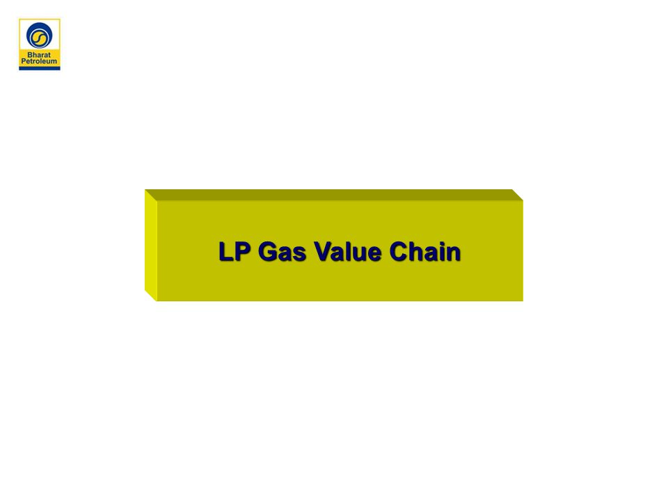 LP Gas Value Chain