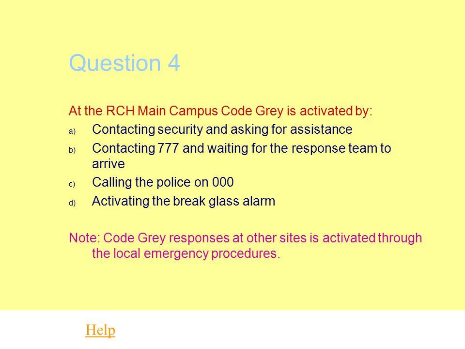 Question 3 The order to evacuate patients is: a) 1st - non ambulant 2nd – ambulant 3rd - semi ambulant b) 1st – ambulant 2nd - semi ambulant 3rd - non