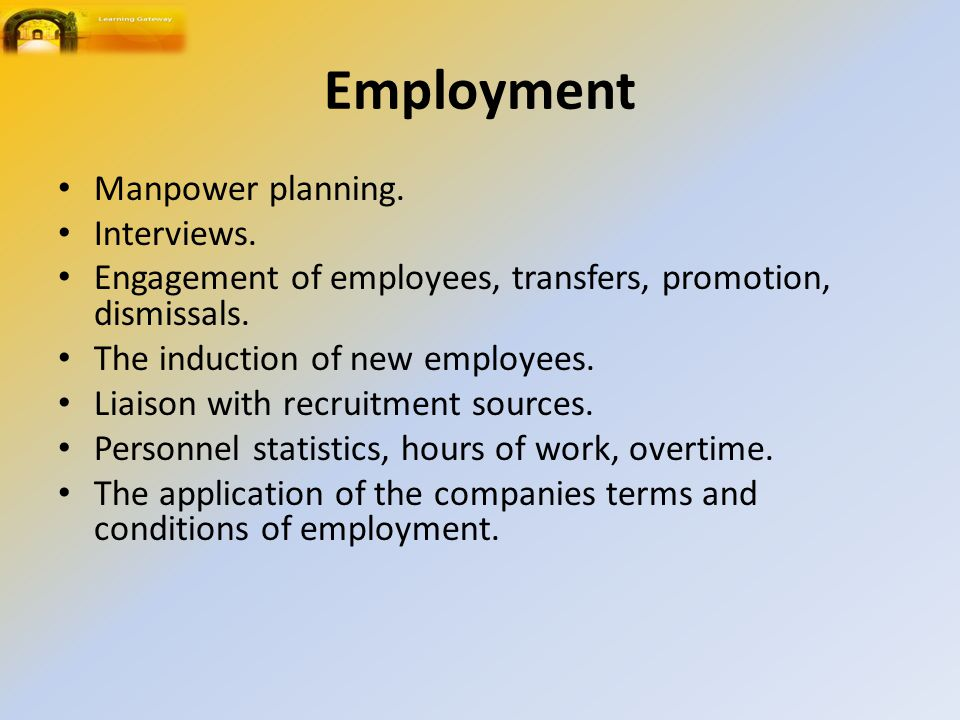 Wages and Salaries Maintain company wage structure, assess and control differential rates of pay.