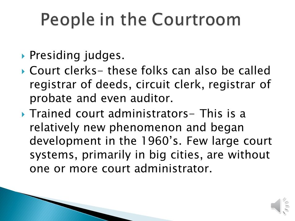  Three other good qualities that make a good judge : ◦ Judges are keenly aware that they occupy a special place in a democratic society. They exercis