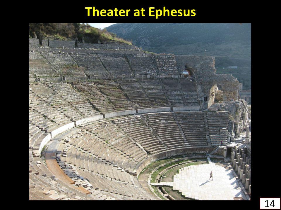 Theater at Ephesus 14