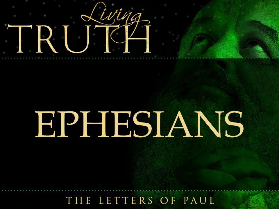Who did Paul write Ephesians to?