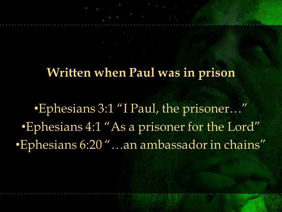 II.PRACTICAL : RESPONSIBILITIES IN CHRIST (4:1-6:20) A.