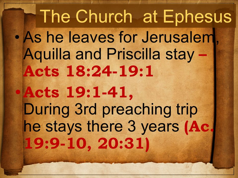 The Book of Ephesus Outline: Ch.4:1-16, walk in unity Ch.