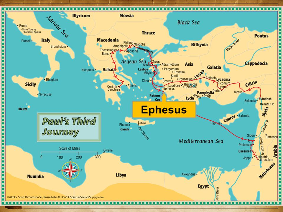 The Book of Ephesus Outline: Ch.6:1-9, submission Ch.