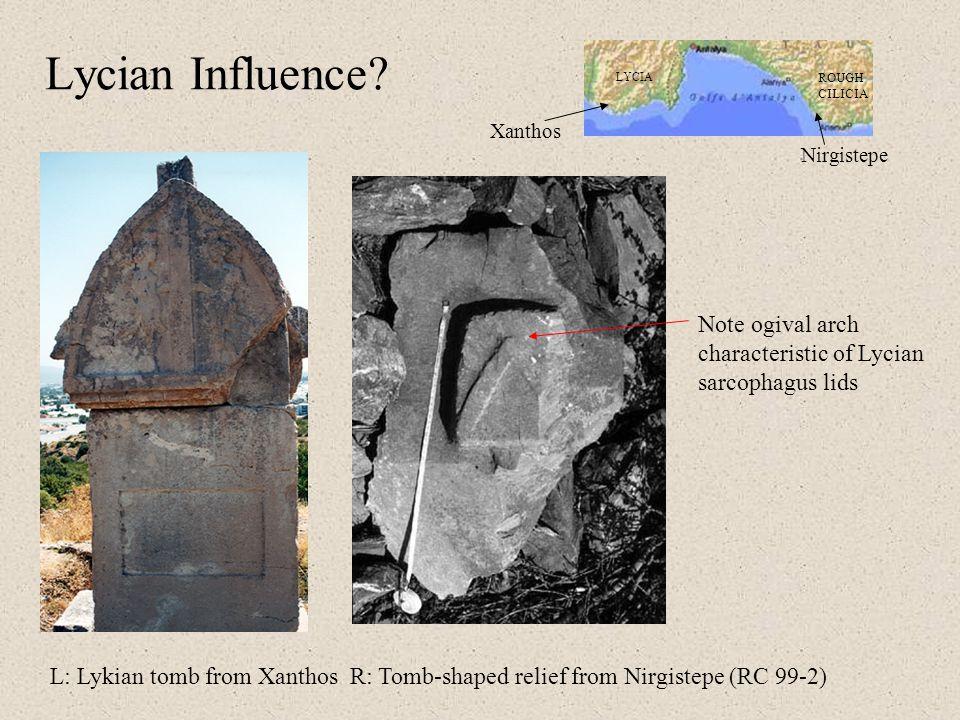 Lycian Influence.
