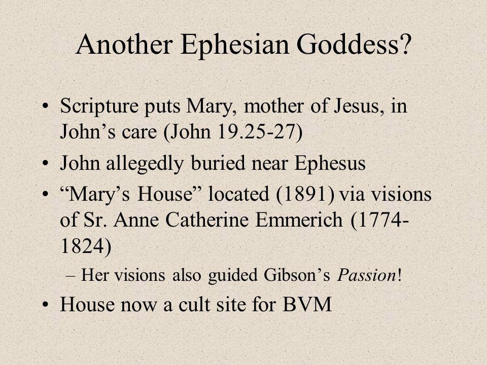 Another Ephesian Goddess.