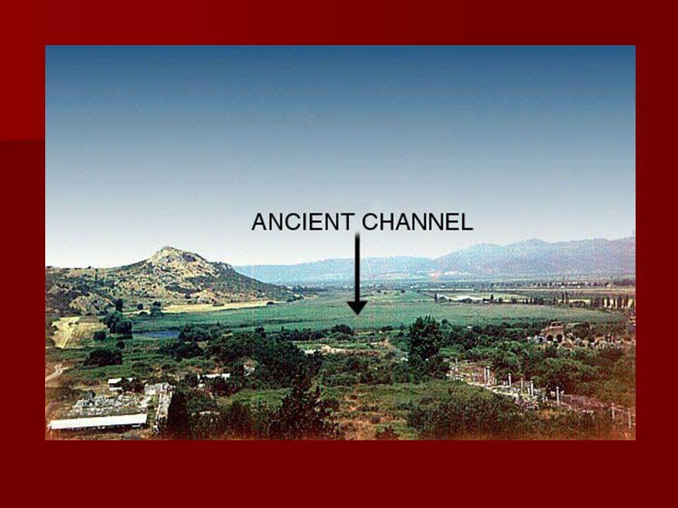 Ruins of the Church at Ephesus
