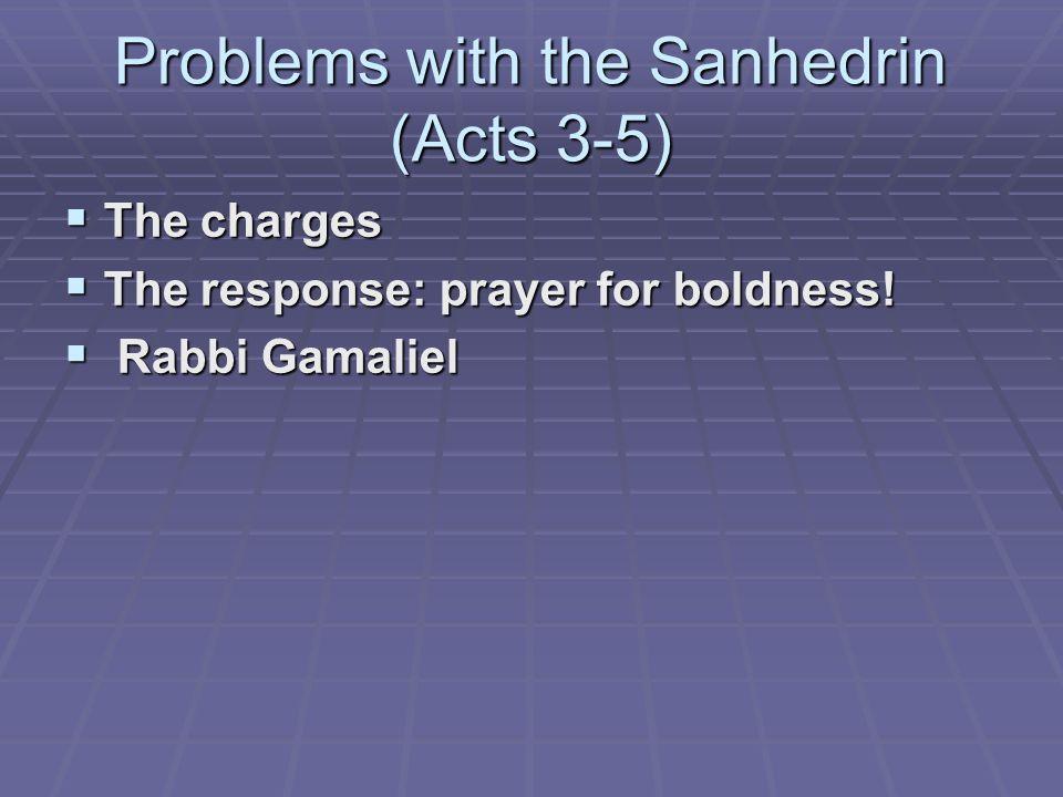 The Jerusalem Council (Acts 15)