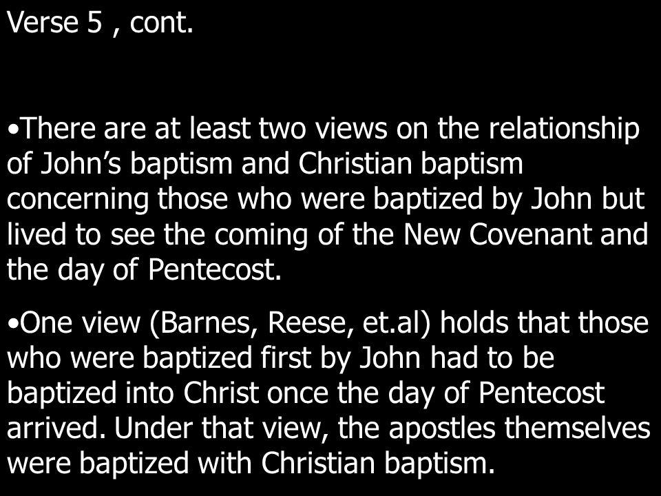 Verse 5, cont.