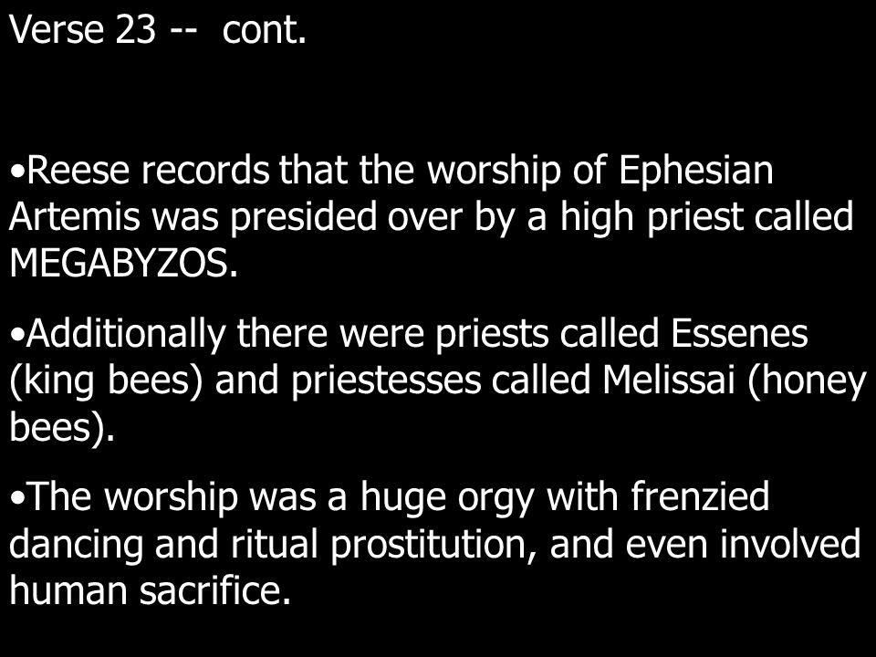Verse 23 -- cont.