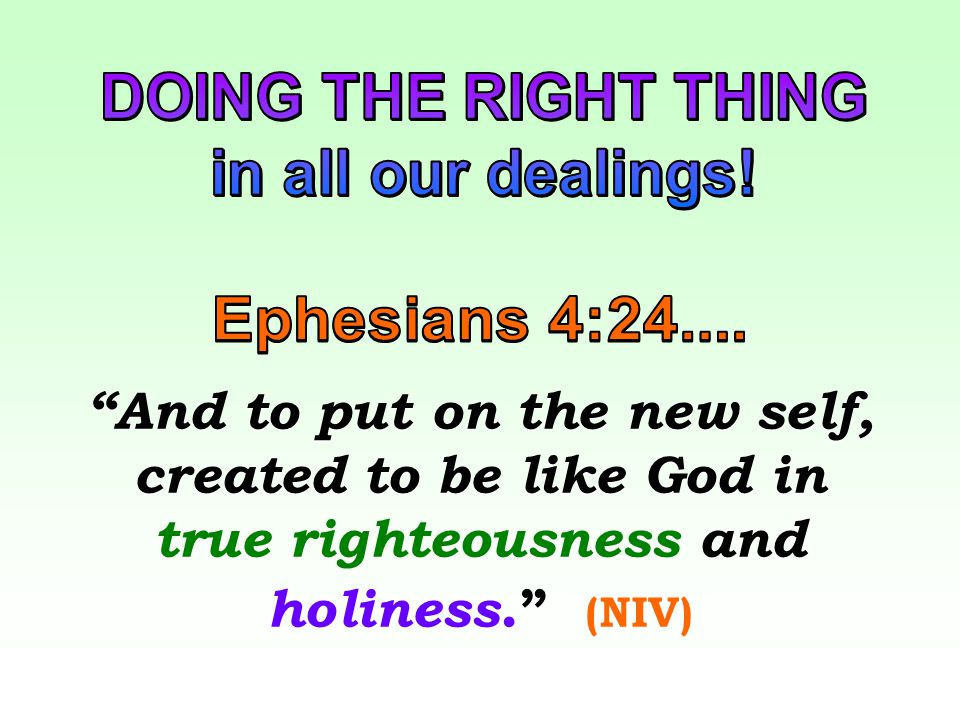 God made him who had no sin to be sin for us, so that in him we might become the righteousness of God.