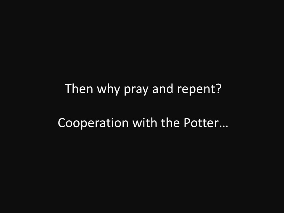 Cooperation with the Potter…