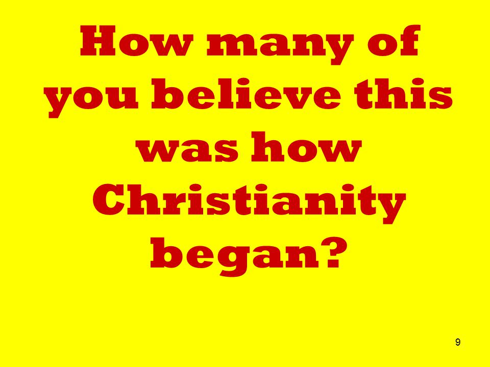 100 The Gnostics – various pantheistic mystery sects predating Christianity.