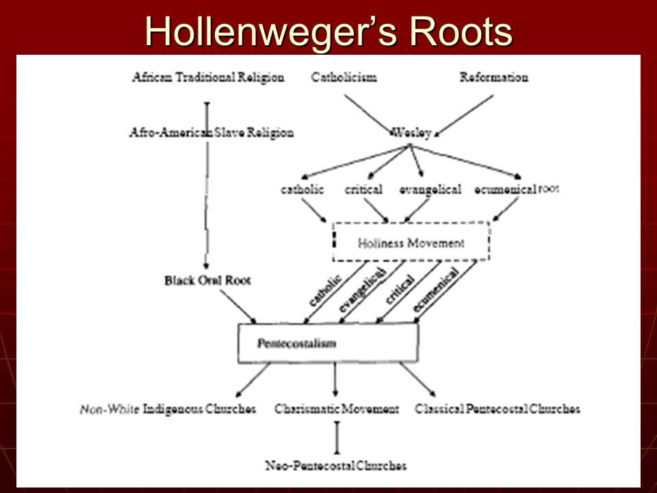 Hollenweger's Roots