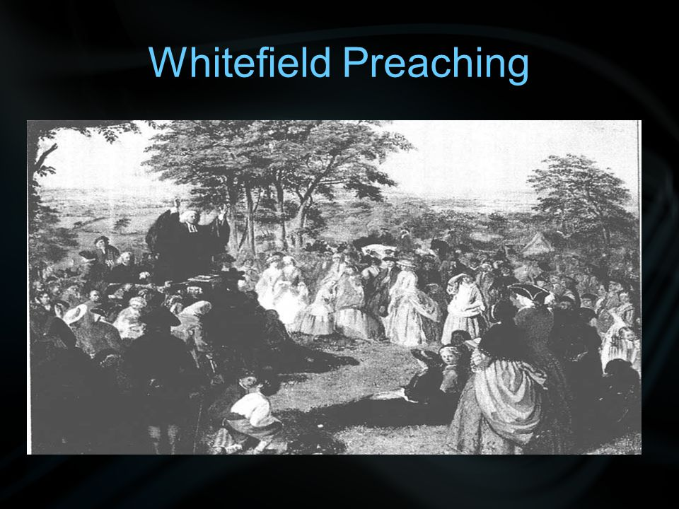 Whitefield Preaching