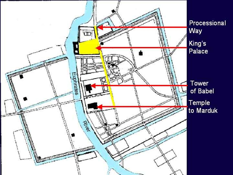 Acts 17:11 1 Thes 5:21 17 Babylon Inner City Map