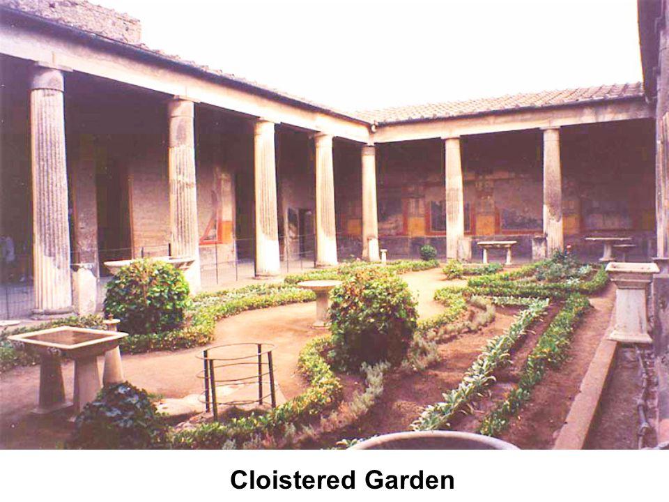 Cloistered Garden