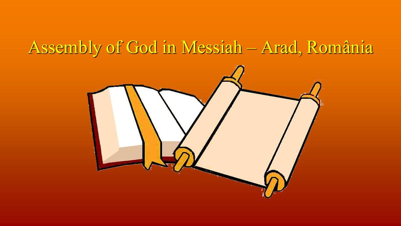 Assembly of God in Messiah – Arad, România