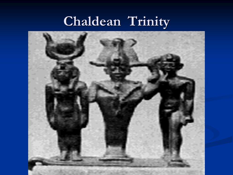 Chaldean Trinity