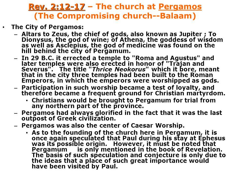 Rev.2:12-17 Rev.