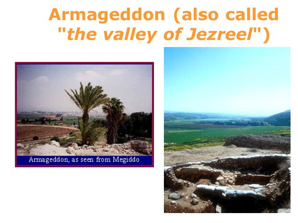 Armageddon (also called