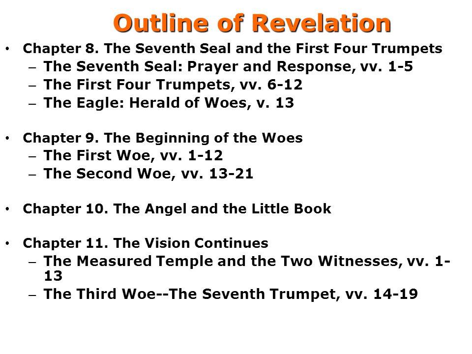 Outline of Revelation Chapter 8.