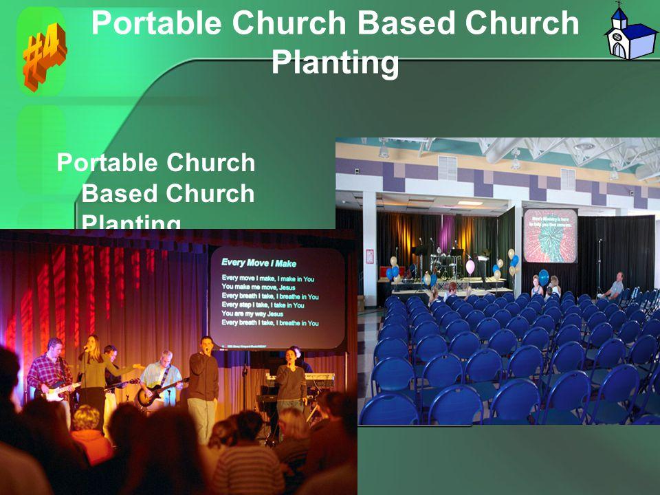 Portable Church Based Church Planting