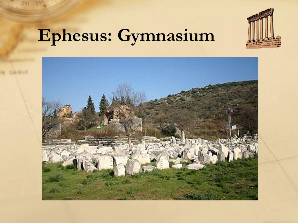 Ephesus: Gymnasium