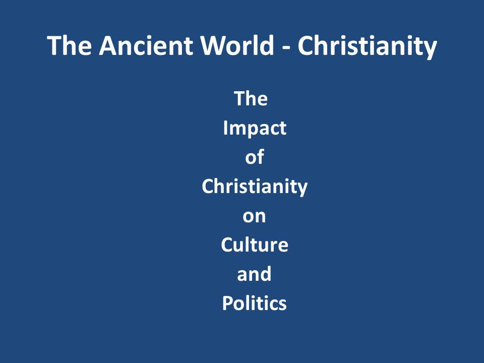 Christianity - Paul Great H u B m e a i n n g