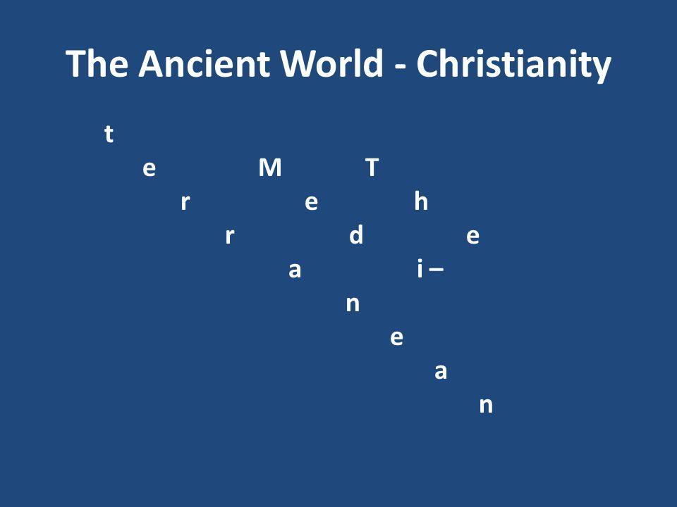Ancient World – Religion: Ephesus Demetrius...