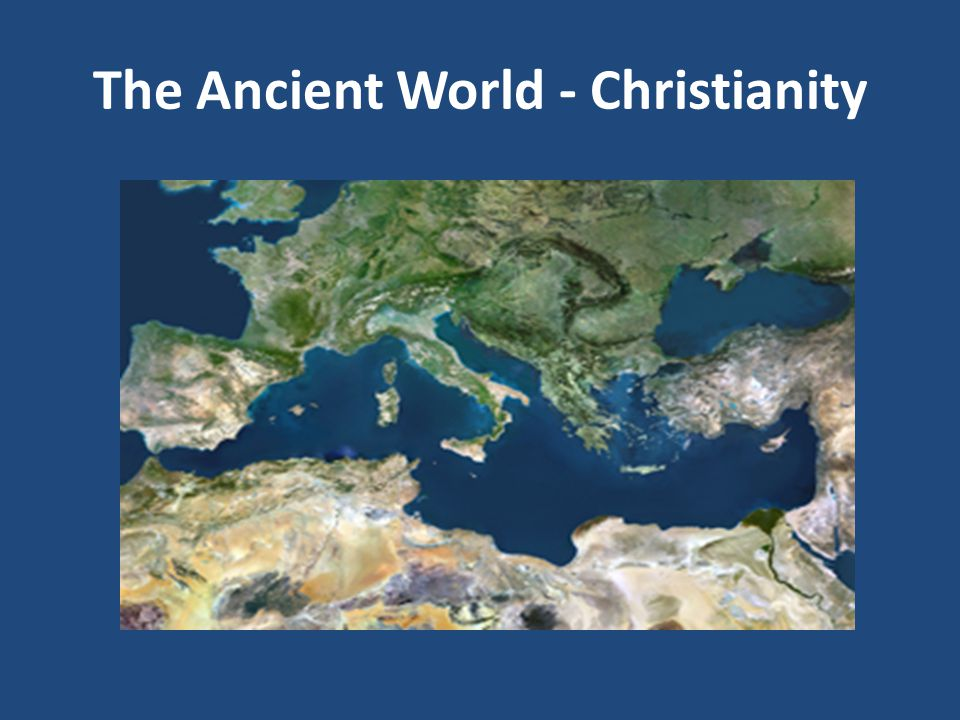 The Ancient World - Rome But at the same time, there were massive factors that weighed mightily against any prospect of the Christian message making any inroads whatsoever.