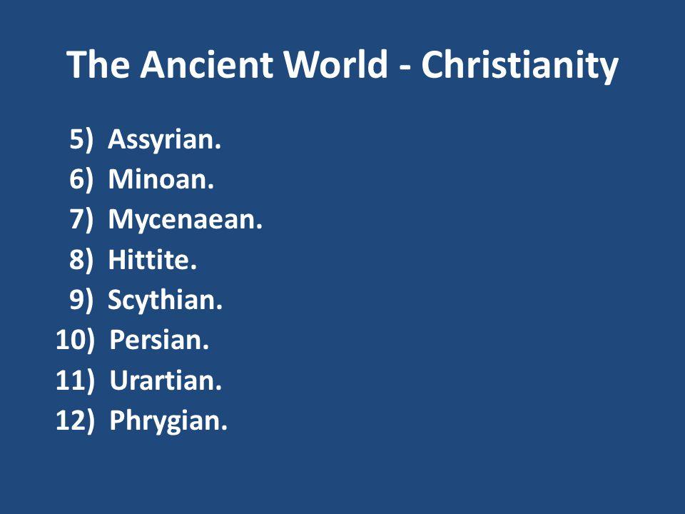 Christianity - Paul A Great p o s t l e