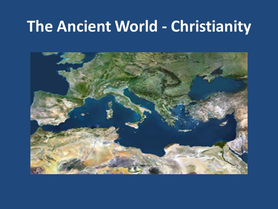 The Ancient World – Religion - Ephesus