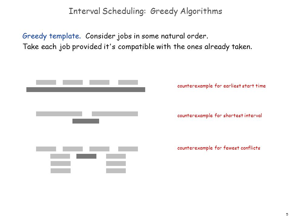 46 Coin-Changing: Analysis of Greedy Algorithm Observation.