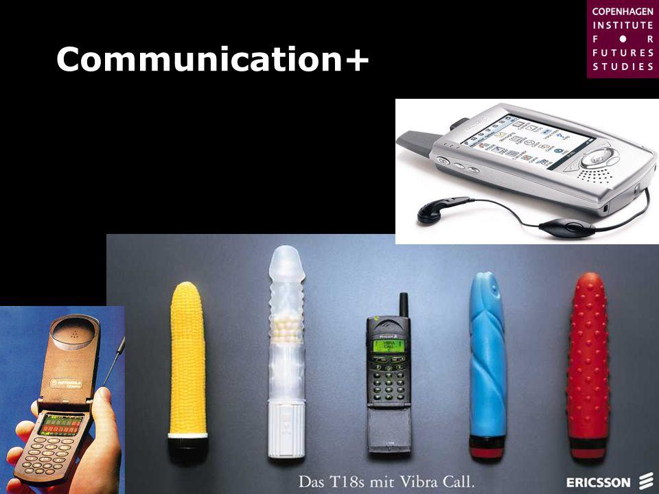 © Copenhagen Institute for Futures Studies Communication+