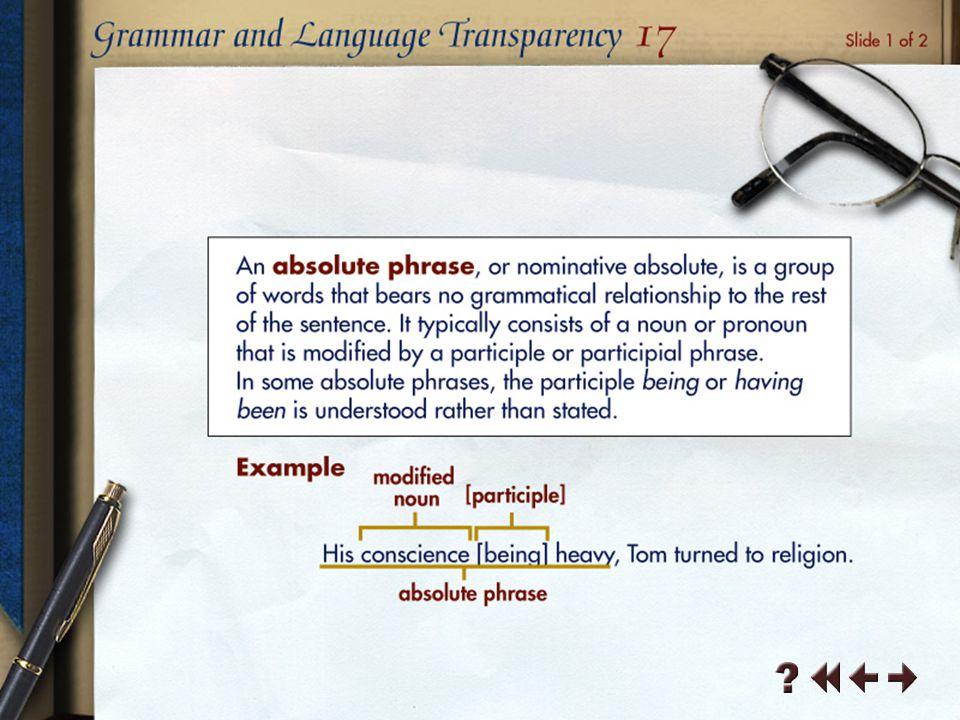 Grammar and Language Transparency 1-2