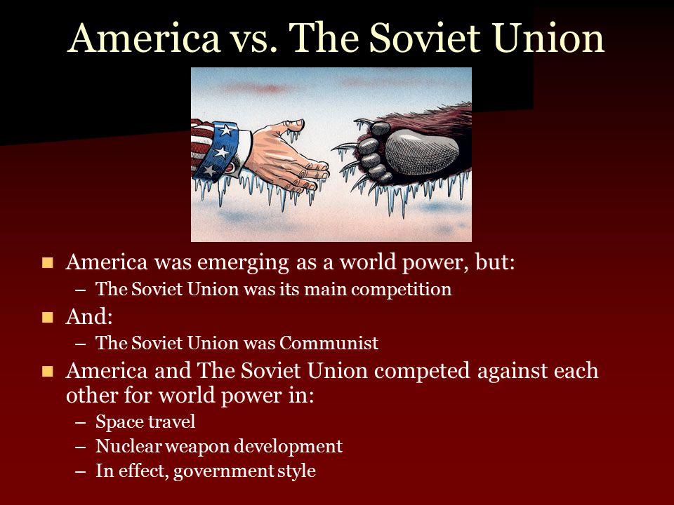 America vs.