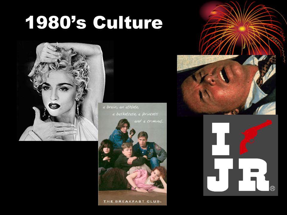 1980's Culture