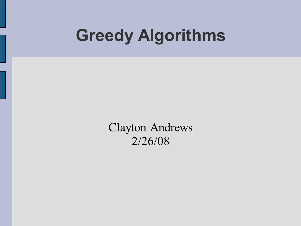 Works Cited Introduction to Algorithms (Cormen, Leiserson, Rivest and Stein) 2001.