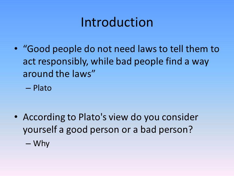 Tyranny Plato – Democracy= inadequate.