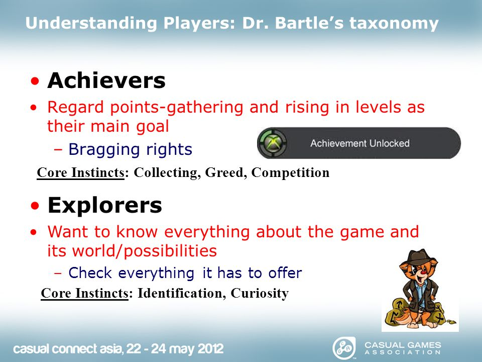Understanding Players: Dr.