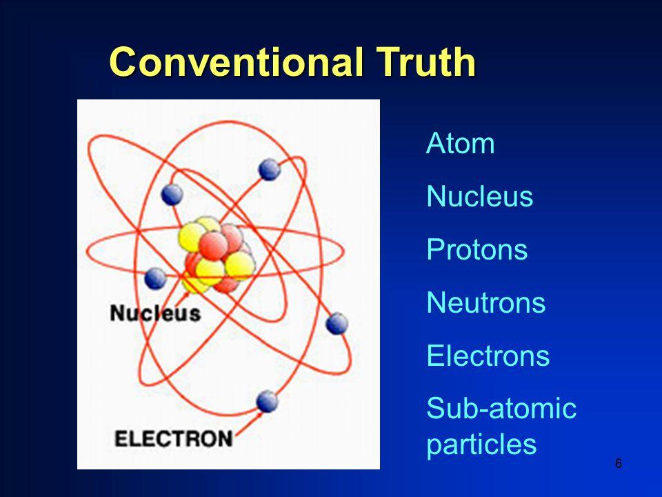 7 Ultimate Truth - Råpa Kalàpa 1.Earth element 2.