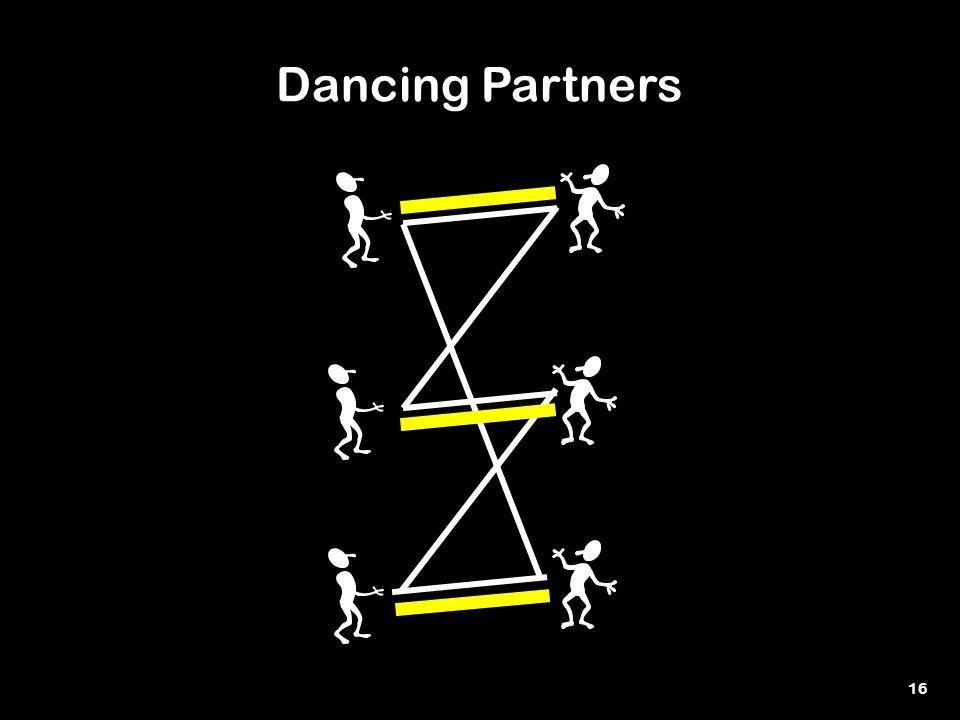 16 Dancing Partners