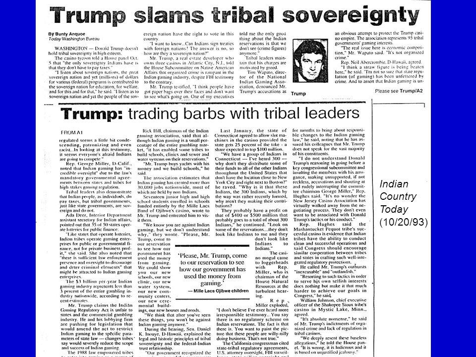 IndianCountryToday(10/20/93)