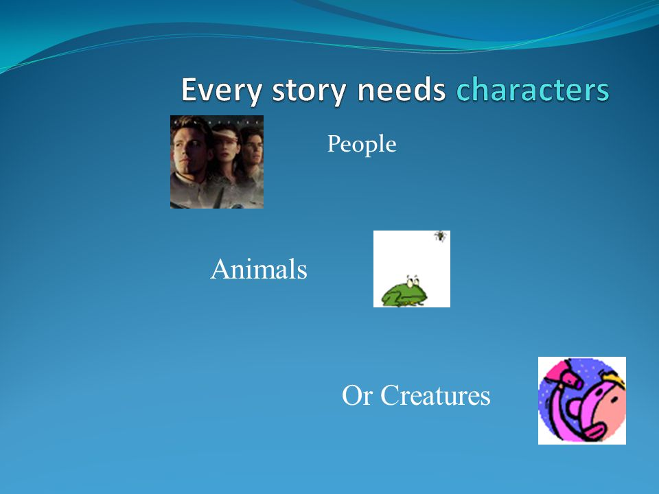 People Animals Or Creatures