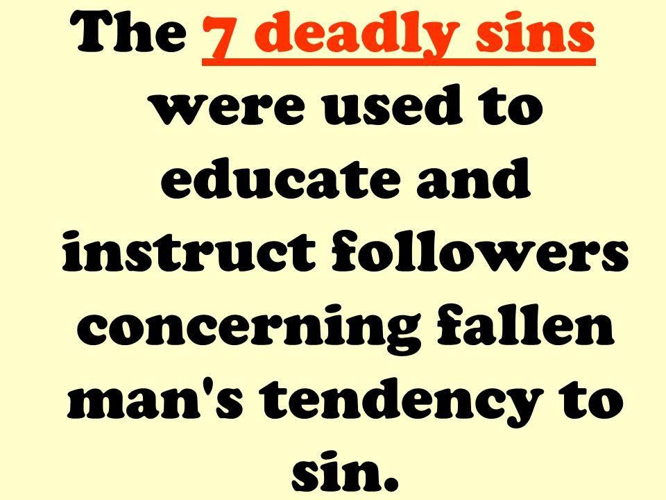 The Catholic Church divides sin into two principal categories: venial sins mortal sins